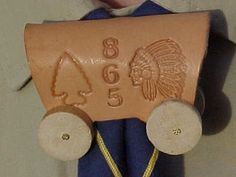 Exciting Scout Crafts - Covered Wagon