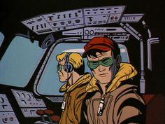 Classic Cartoons, Cool Cartoons, Jonny Quest Cartoon, Race Bannon, Alex Toth, 60s Tv, Saturday Morning Cartoons, Animation Series, Search Party