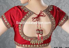 red_bridal_blouse.jpg (867×603)
