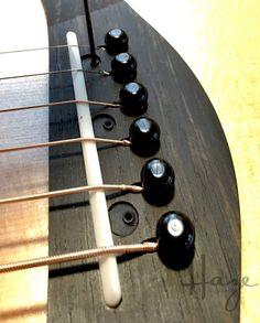 Taylor ES2 Pickup Balancing — Haze Guitars Guitar Diy, Acoustic Guitar, Small Pickups, Guitar Pickups, Floyd Rose, Pick Up, Wine Rack, Inventions, Guitars