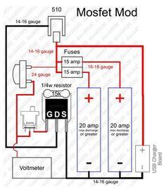 Diy Box Mod Wiring Diagram