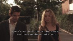 Imagem de quote, subtitles, and before sunset