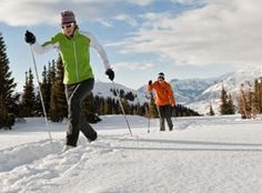 Quick tips for cross-country skiing