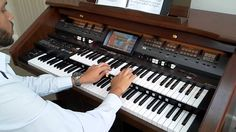 Time To say Goodbye / Con Te Partiró Roland Organ AT 800