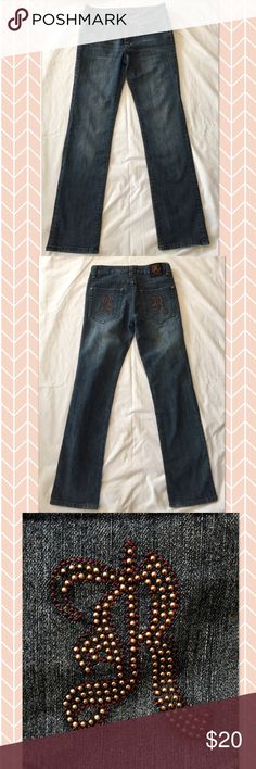 Rock & Republic Jeans Rock & Republic Jeans  ⭐️Barely worn - Excellent condition ⭐️Size 27  No trades  ❤❤Please feel free to bundle and make an offer❤❤ Rock & Republic Jeans