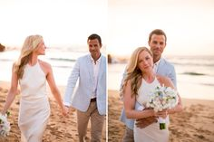 wailea beach wedding photos