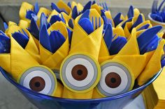 Extraordinary Minions Party Ideas
