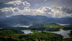 Ooty. (10 most scenic hill stations near Bangalore http://bit.ly/28N415Q)