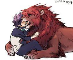 ※擬獣化注意 ライオンクラウスさんのクラレオ - Privatter
