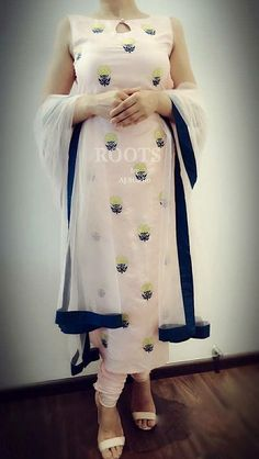 N/A More Searching for the best Elegant Design Punjabi Suit plus Modern ladies Salwar suits in which case Click Visit link for Simple Kurta Designs, Kurta Designs Women, Blouse Designs, Salwar Pattern, Churidar Designs, Patiala Suit Designs, Salwar Neck Designs, Neck Designs For Suits, Punjabi Suit Neck Designs