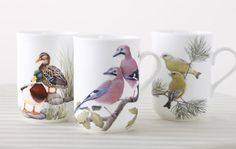 Exciting new stock has arrived! Expand your mug collection with the Maxwell & Williams Birds of the World range.