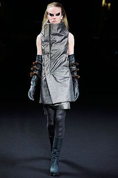Rick Owens Fall 2010 Ready-to-Wear Collection on Style.com: Complete Collection