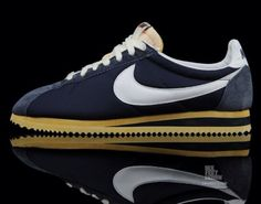 Image result for nike cortez navy vintage
