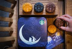The Traditional Mooncake Gift Box comes with 8 pieces of Lotus Paste with Egg Yolk. Pine Garden, Lychee Martini, Old School Rose, Grass Jelly, Red Bean Paste, White Lotus, Mooncake, Matching Gifts, Mid Autumn Festival
