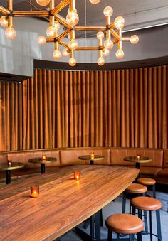 Golden Age Cinema + Bar in Sydney's newly restored Paramount House. Photo by Phu Tang for thedesignfiles.net