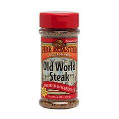 Old World Steak Rub