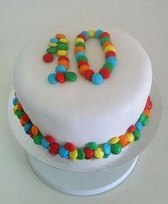 10 Year Old Girl Cake