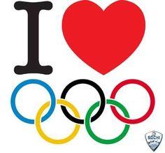 I love the Olympic Games.
