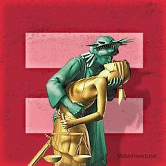Liberty and Justice for Marriage Equality