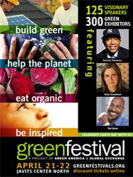 The NYC Green Festival guide online!