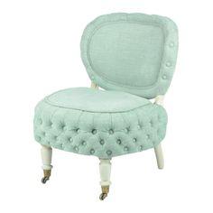 Creme de Menthe Chair | dotandbo.com