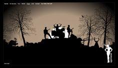 www.hjortene.dk  Danish Forrest Rock