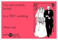 Frey Wedding? I'll pass
