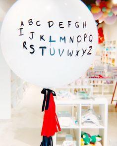 Jumbo Balloon for Stranger Things Party
