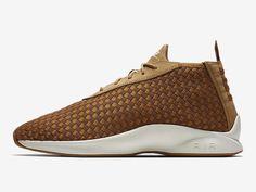 Nike Air Max Woven Boot FLAX. Eleganter Style für den Laufsteg.