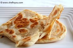 Roti Canai (Roti Prata) Recipe.. originated from southern India, but was modified and made famous by the mamak (Muslim-Indian) hawkers in Malaysia and Singapore.. it's my favorite roti!!