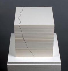 Katharina Hinsberg (b. 1967) Nulla dies sine linea 4, 2001
