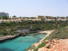 Cala Antena, Cales de Mallorca