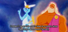Daily Disney Film 35: Hercules | the mythology jokes in this movie are golden!