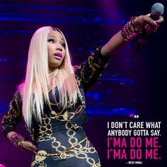 10+Badass+Nicki+Minaj+Quotes+Every+Woman+Needs+in+Her+Life  - Cosmopolitan.com