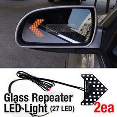 side mirror turn signal glass repeater led for nissan juke rogue murano xterra - Categoria: Avisos Clasificados Gratis  Item Condition: NewSide Mirror Turn Signal Glass Repeater LED LightVehicle Fit NISSAN GTR Juke Rogue Murano Xterra Quest Frontier In case you have the mirror which is coated in blue, the light can not be transmitted Please make sure you have the bluecoated car before purchasing this item DesxcriptionComposition : 2ea 1Set Condition : 100 Brand New & Unused Quality Checked…