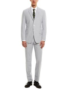 Paul Smith Seersucker suit