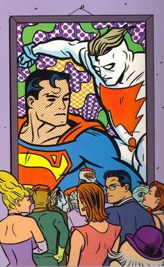 Superman & Madman - Mike Allred