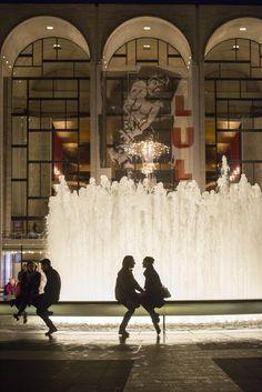 Lincoln Center, Manhattan, NYC
