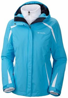 44% Off was $230.00, now is $129.95! Columbia Women`s Blazing Star Interchange Jacket