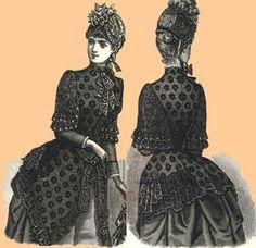 1885 Grenadine Mantel