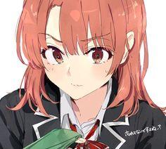 Read Yahari Ore no Seishun / Oregairu full Manga chapters in English online! Girls Characters, Female Characters, Anime Characters, Anime Manga, Anime Art, Yahari Ore No Seishun, Iroha, Waifu Material, Anime Japan