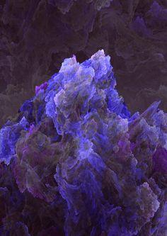 Blue Mass digital 1024 x 1445   Visit http://www.omnipopmag.com/main For More!!! #Omnipop #Omnipopmag