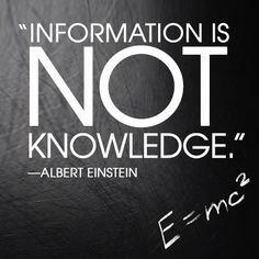 Quote from Albert Einstein.