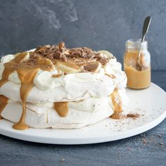 Australia's favourite dessert, every cook needs a good pavlova recipe to turn to over summer. Luckily for you we've gathered up 10 of the best pavlova recipes, from the simple to the fancy, that are sure to have your summer entertaining covered Sweet Recipes, Cake Recipes, Dessert Recipes, Desserts To Make, Delicious Desserts, Individual Desserts, Profiteroles, Strawberry Pavlova, Dinner Party Desserts