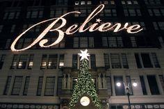 """Capital Contracting & Design, Inc. » Macy's """"Believe"""" exterior"""