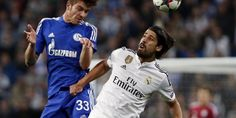 Real Madrid's Sami Khedira