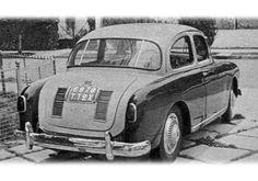 Vignale VW 1200 Beetle 1953