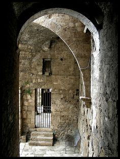 The simple beauty of Anagni.