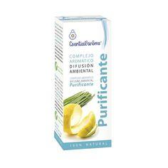 Complejo Aromático para Difusor que purifica el ambiente, combate los malos olores y es anti-fatiga.