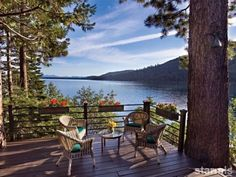 South Lake Tahoe Lakefront Real Estate and Homes for Sale